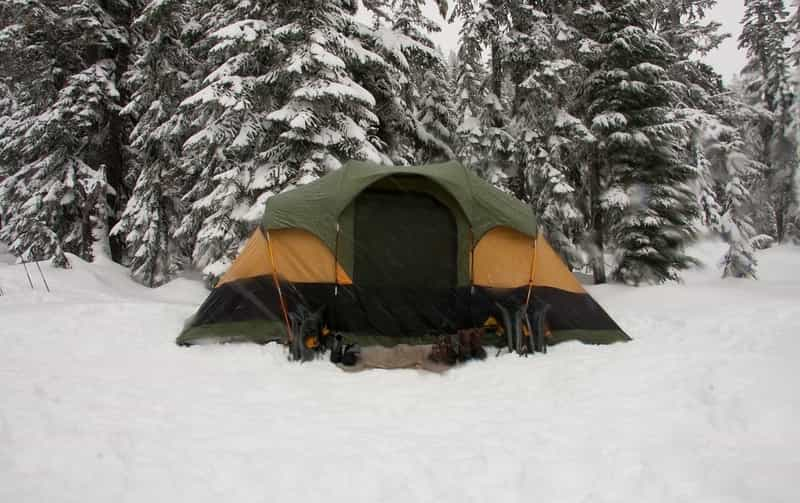 Safe Winter Camping