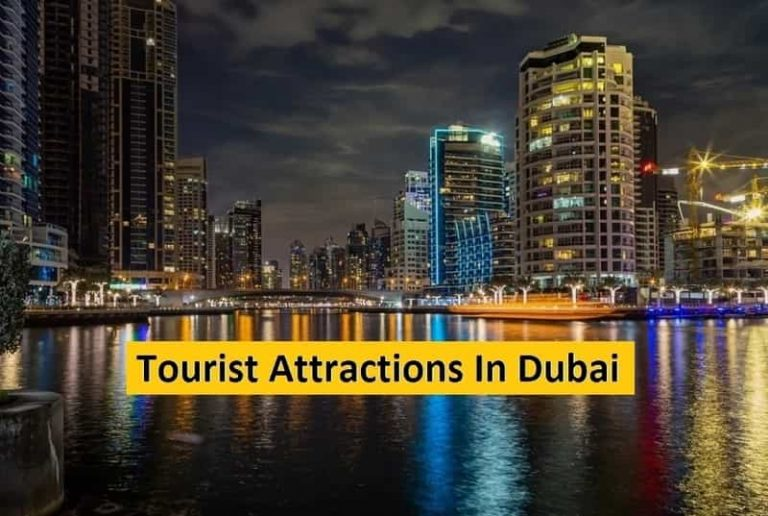 10 Top-Rated Tourist Attraction Points in Dubai
