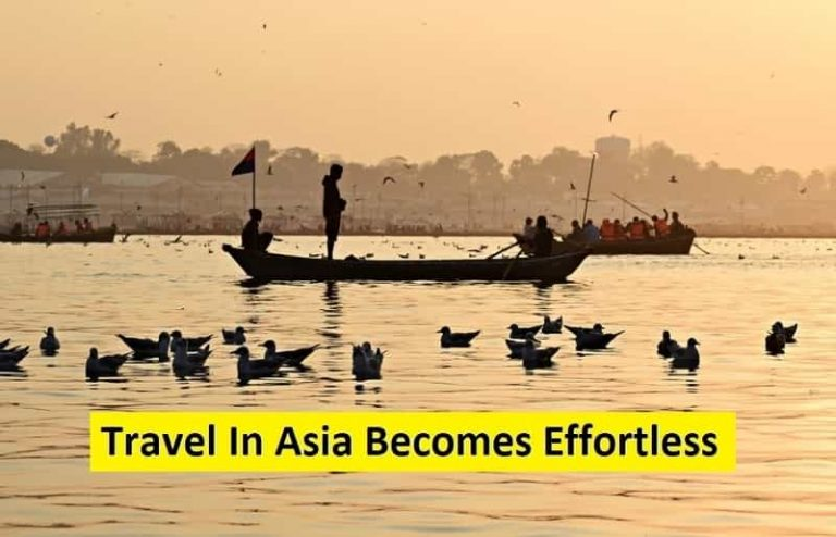 Travel In Asia Becomes Effortless – Complete Guidance