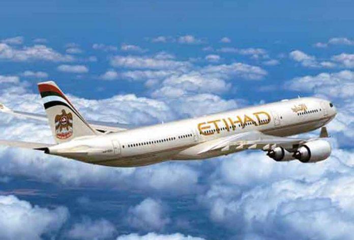 Etihad Airways Suffer Loss
