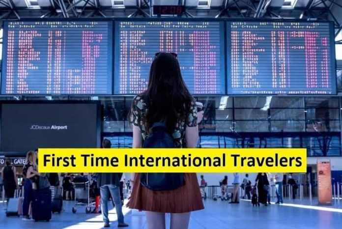 first time international travel tips