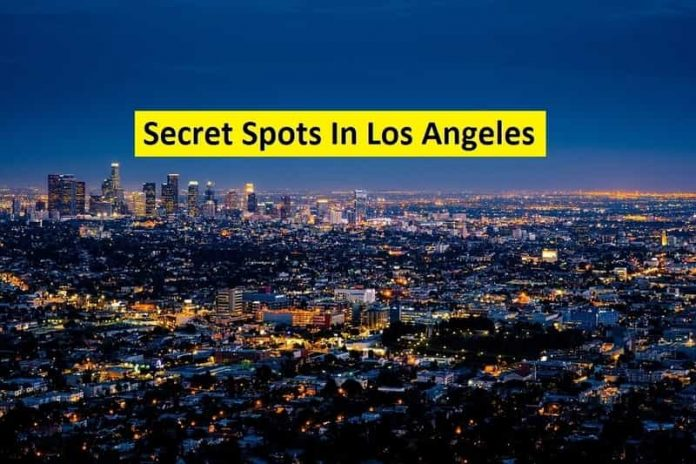 secret spots in los angeles