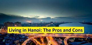 living in hanoi